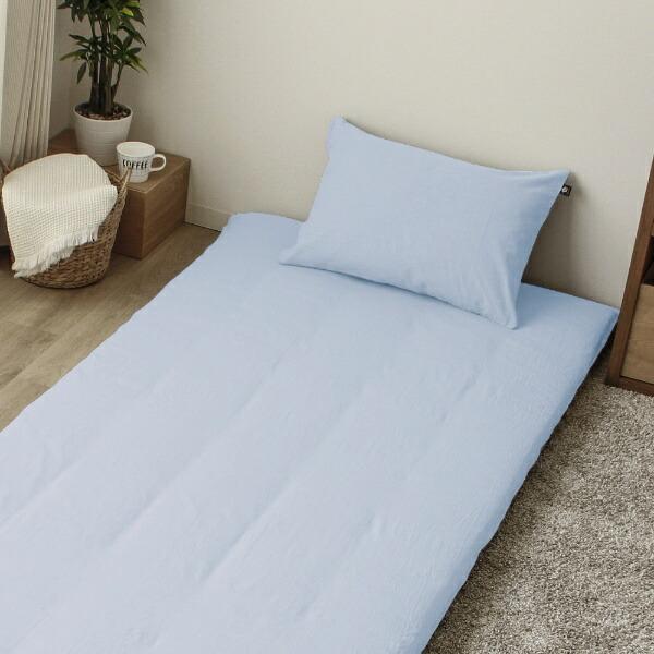 小栗OGURIメリーナイト(MerryNight)枕カバー43×63cmノル綿100%洗いざらしHP61001-72