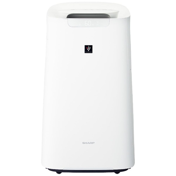 シャープSHARP加湿空気清浄機ホワイト系KI-NS70-W[適用畳数:31畳/最大適用畳数(加湿):19畳/PM2.5対応]