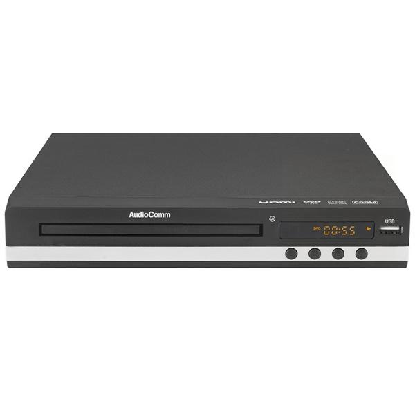 オーム電機OHMELECTRICHDMI端子付DVDプレーヤーブラックDVD-718H[再生専用]ブラックDVD-718H[再生専用]