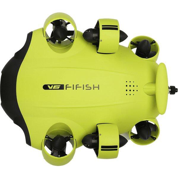 QYSEAキューワイシーFIFISHV6(ファイフィッシュV6)水中ドローンFIFISHV6_100M(SET)FIFISHV6_100M(SET)