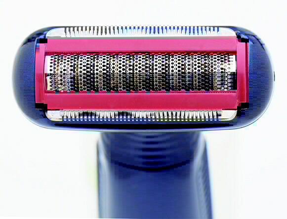 ヒーローグリーンHeroGreenHBE-2B乾電池式ボディシェーバー粋-IKI-