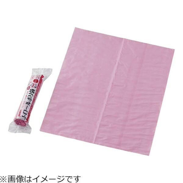ジャパックスJAPACK'Sサニタリー用ロールポリ袋ピンク(20枚ロール)JR02<KSN0802>