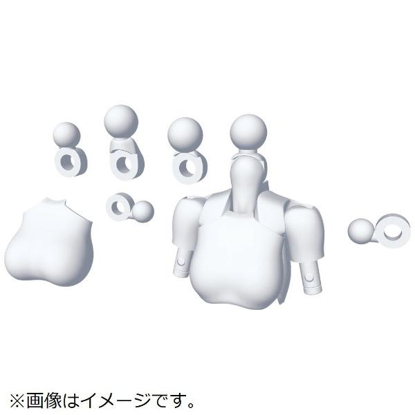 コトブキヤ壽屋メガミデバイスM.S.G01トップスセットホワイト