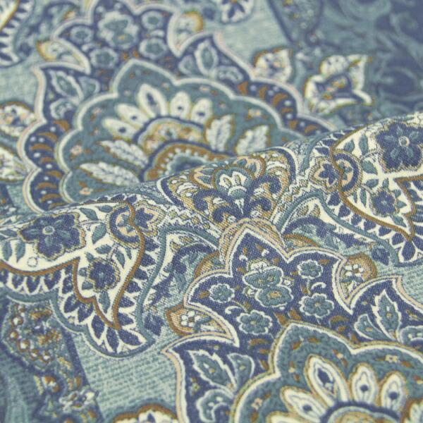 小栗OGURI日本製枕カバー43×63cmグラートサックス261578-76