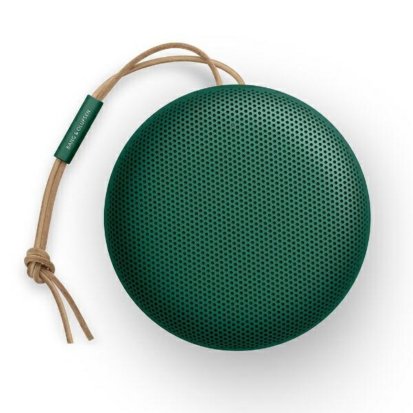 Bang&Olufsenバング&オルフセンブルートゥーススピーカーBEOSOUND-A1-2NDGEN-GREENグリーン[Bluetooth対応/防滴]