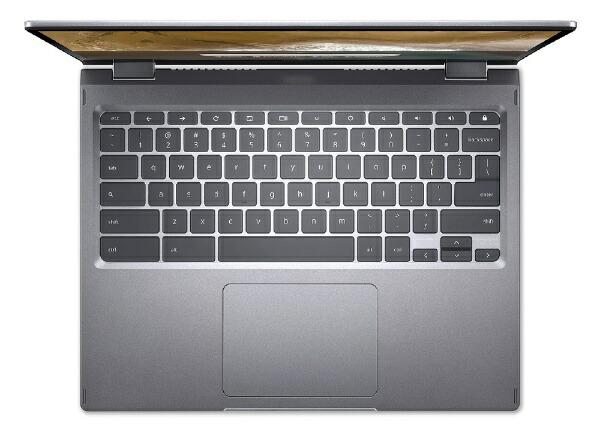 ACERエイサーChromebookクロームブックノートパソコンChromebook(クロームブック)Spin713(コンバーチブル型)スティールグレイCP713-2W-A38P/E[13.5型/intelCorei3/eMMC:64GB/メモリ:8GB/2020年10月モデル]