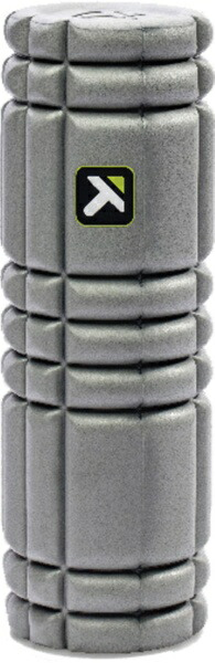 トリガーポイントTRIGGERPOINTコアフォームローラーミニ(直径9.8cm×長さ30cm/グレー)03333