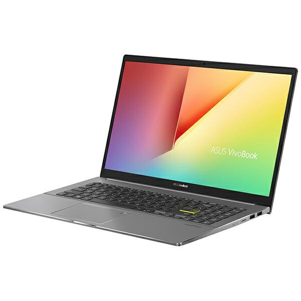 ASUSエイスースノートパソコンVivoBookS15インディーブラックM533IA-BQ0BLT[15.6型/AMDRyzen7/SSD:1TB/メモリ:16GB/2020年9月モデル]