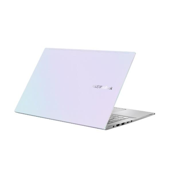 ASUSエイスースノートパソコンVivoBookS15ドリーミーホワイトM533IA-BQ0DWT[15.6型/AMDRyzen7/SSD:1TB/メモリ:16GB/2020年9月モデル]【point_rb】