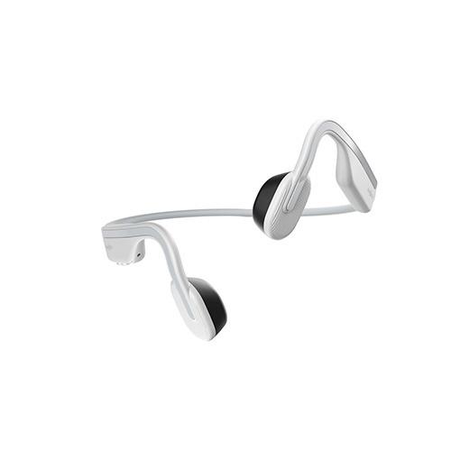 AfterShokzアフターショックスブルートゥースイヤホン耳かけ型OpenMoveAlpineWhiteAFT-EP-000023[マイク対応/骨伝導/Bluetooth]【rb_cpn】