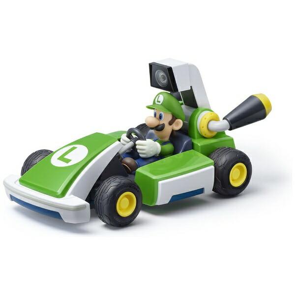 任天堂Nintendoマリオカートライブホームサーキットルイージセット【Switch】