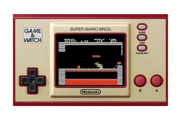 任天堂Nintendoゲーム&ウオッチスーパーマリオブラザーズHXA-S-RAAAA[ニンテンドーゲームウォッチ]