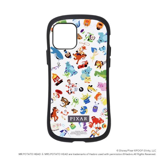 HAMEEハミィiPhone12/12Pro6.1インチ対応ディズニー/ピクサーキャラクターiFaceFirstClassケース