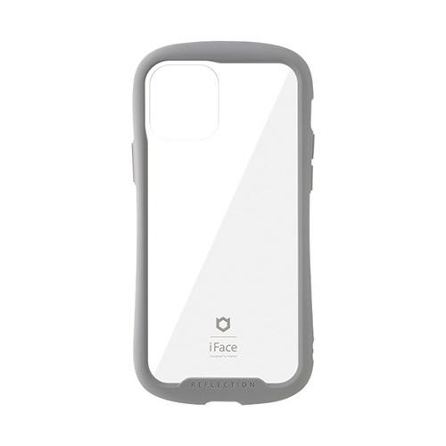 HAMEEハミィiPhone12/12Pro6.1インチ対応iFaceReflection強化ガラスクリアケース