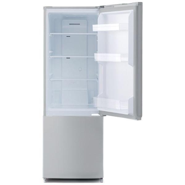アイリスオーヤマIRISOHYAMA冷蔵庫シルバーIRSN-17A-S[2ドア/右開きタイプ/171L][冷蔵庫一人暮らし小型新生活]【zero_emi】