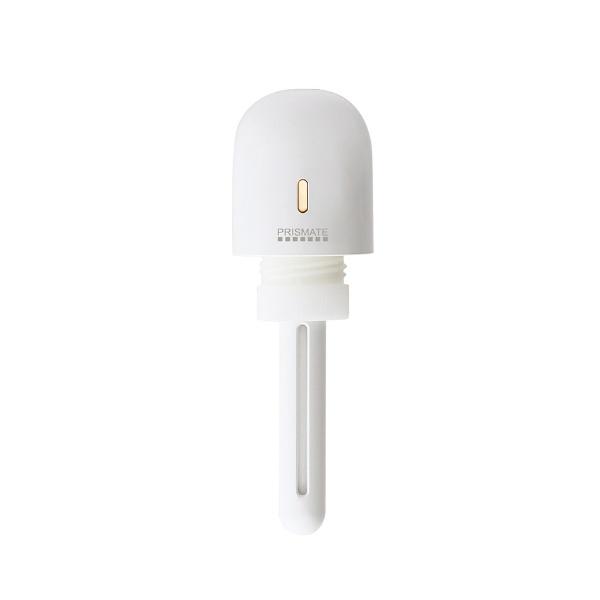 阪和HANWA充電式ポータブル加湿器PRISMATE(プリズメイト)ホワイトPR-HF039-WH[超音波式]