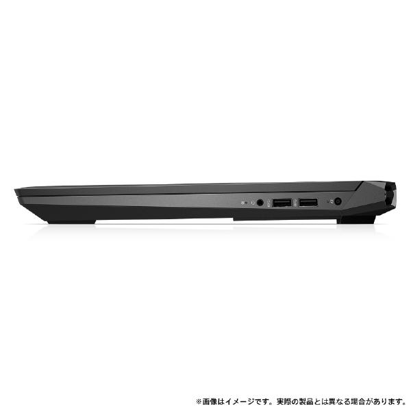 HPエイチピーゲーミングノートパソコンPavilionGaming15-dk1000シャドウブラック&ゴーストホワイト14S00PA-AAAA[15.6型/intelCorei5/HDD:1TB/SSD:256GB/メモリ:16GB/2020年9月モデル]