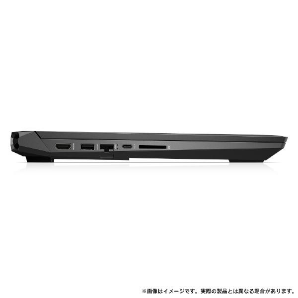 HPエイチピーゲーミングノートパソコンPavilionGaming15-dk1000シャドウブラック&ゴーストホワイト14S03PA-AAAA[15.6型/intelCorei7/HDD:1TB/SSD:256GB/メモリ:16GB/2020年9月モデル]