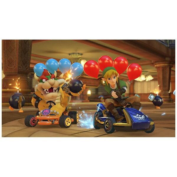 任天堂Nintendoマリオカート8デラックス【Switch】[ニンテンドースイッチソフト]【代金引換配送不可】