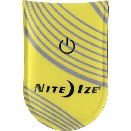 NITEIZEナイトアイズタグリットマグネットLEDマーカー(ネオンイエロー)NI04213