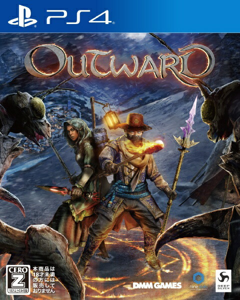 DMMGAMES.ディーエムエムゲームズOutward【PS4】【代金引換配送不可】