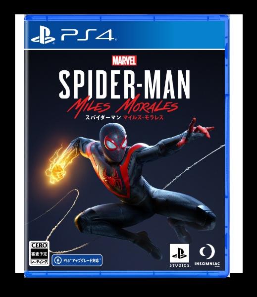 ソニーインタラクティブエンタテインメントSonyInteractiveEntertainmenMarvel'sSpider-Man:MilesMoralesStandardEdition【PS4】