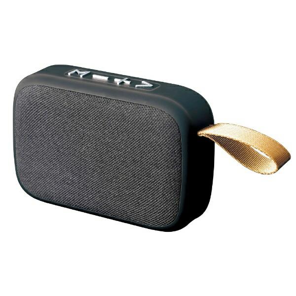 ライソンブルートゥーススピーカーSP-26KABS-026B[Bluetooth対応]