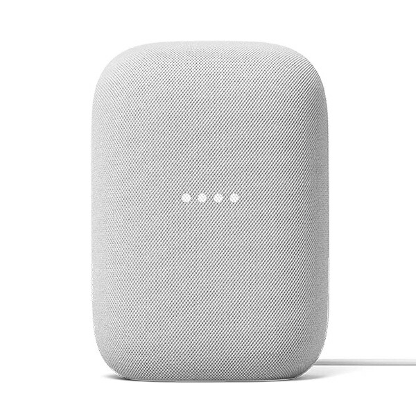 GoogleグーグルスマートスピーカーGoogleNestAudioチョークGA01420-JP[Bluetooth対応/Wi-Fi対応]