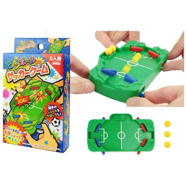 扉成ピンボールサッカーゲーム