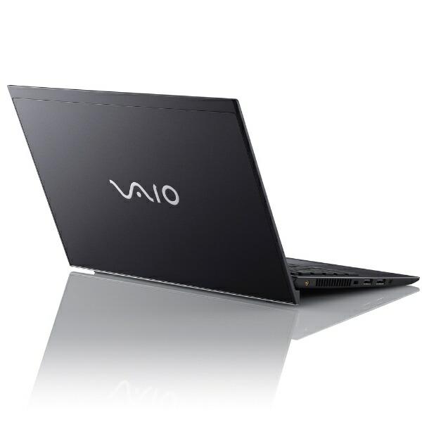 VAIOバイオVJS14390111BノートパソコンVAIOSX14(4K・LTE)ブラック[14.0型/intelCorei7/SSD:512GB/メモリ:16GB/2020年10月モデル]