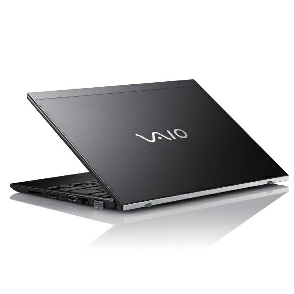 VAIOバイオノートパソコンVAIOSX12ブラックVJS12390311B[12.5型/intelCorei5/SSD:256GB/メモリ:8GB/2020年10月モデル]