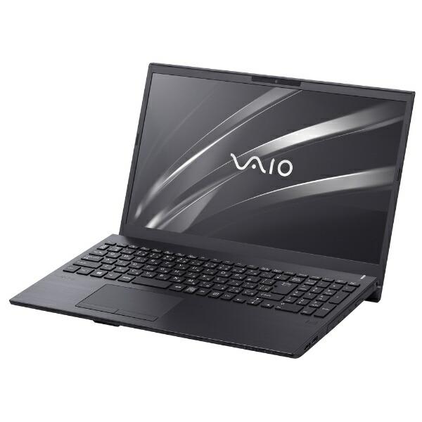 VAIOバイオVJS15490511BノートパソコンVAIOS15(4K)ブラック[15.6型/intelCorei7/SSD:512GB/メモリ:16GB/2020年11月モデル]
