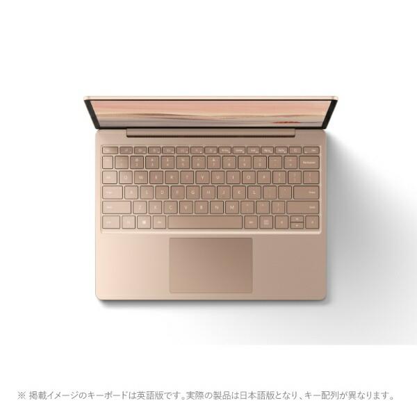 マイクロソフトMicrosoftTHJ-00045SurfaceLaptopGo(サーフェスラップトップゴー)サンドストーン[12.4型/intelCorei5/SSD:256GB/メモリ:8GB/2020年10月モデル][12.4インチoffice付き新品windows10]