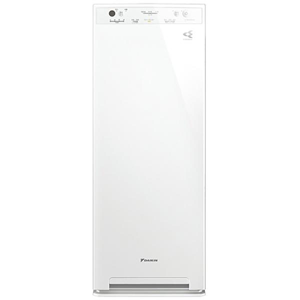 ダイキンDAIKIN加湿空気清浄機ホワイトMCK40X-W[適用畳数:19畳/最大適用畳数(加湿):11畳/PM2.5対応]【rb_air_cpn】