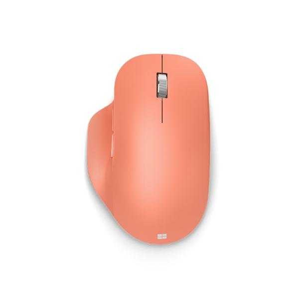 マイクロソフトMicrosoft22200047マウスErgonomicMouseピーチ[BlueLED/6ボタン/Bluetooth/無線(ワイヤレス)]