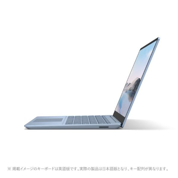 マイクロソフトMicrosoftTHH-00034SurfaceLaptopGo(サーフェスラップトップゴー)アイスブルー[12.4型/intelCorei5/SSD:128GB/メモリ:8GB/2020年10月モデル][12.4インチoffice付き新品windows10]
