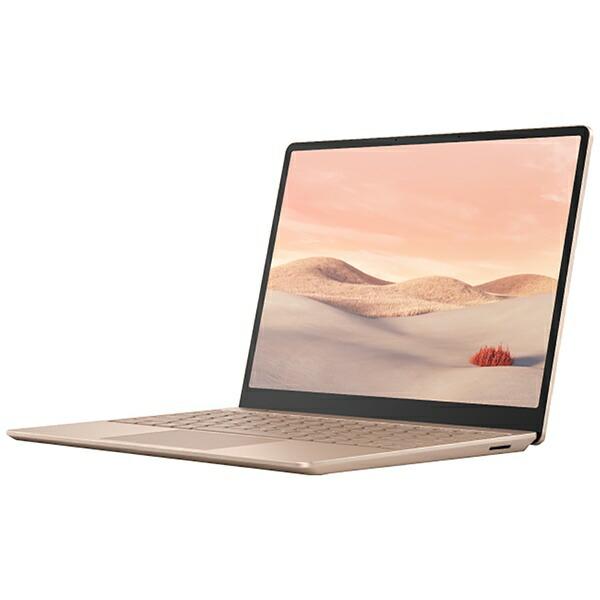 マイクロソフトMicrosoftTHH-00045SurfaceLaptopGo(サーフェスラップトップゴー)サンドストーン[12.4型/intelCorei5/SSD:128GB/メモリ:8GB/2020年10月モデル][12.4インチoffice付き新品windows10]