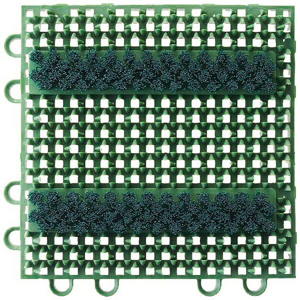 山崎産業エバックブラシハ−ドYLコマY7BRブラウン30949