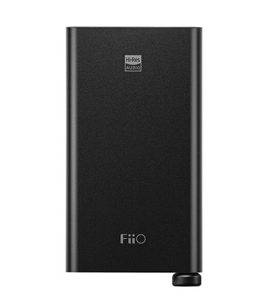 FIIOフィーオポータブルDAC/アンプブラックFIO-Q3[DAC機能対応]