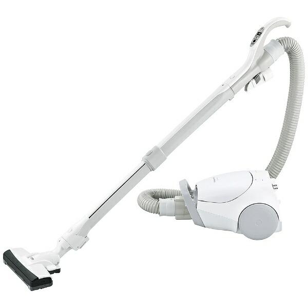 パナソニックPanasonic紙パック式掃除機ホワイトMC-PJ200G-W[紙パック式/コード式]
