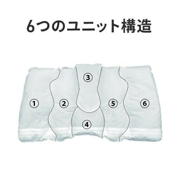 生毛工房UMOKOBOユニットまくらEXそばひのきM(使用時の高さ:約3-4cm)[]