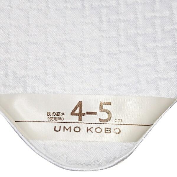 生毛工房UMOKOBOユニットまくらEXそばひのきL(使用時の高さ:約4-5cm)[]