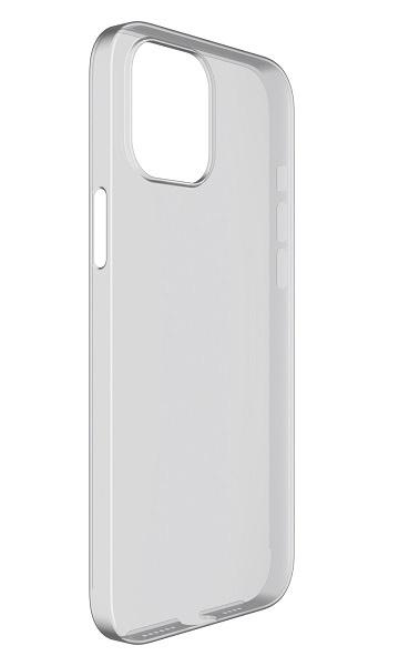 パワーサポートPOWERSUPPORTiPhone12ProMax6.7インチ対応ケースAirjacketClearPOWERSUPPORT(パワーサポート)クリアPPBC-71