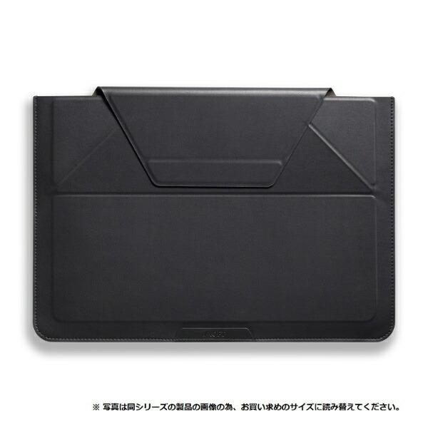 MOFTモフトノートパソコン対応[13インチ]CarrySleeveスタンドにもなるキャリングケースナイト・ブラックMB002-1-13A-BK
