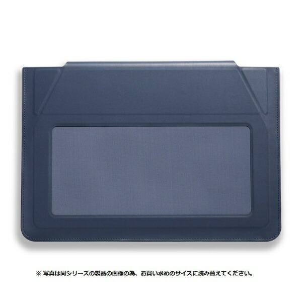 MOFTモフトノートパソコン対応[13.3インチ]CarrySleeveスタンドにもなるキャリングケースオックスフォード・ブルーMB002-1-13B-NAVY