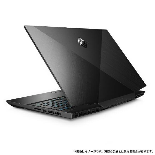 HPエイチピーゲーミングノートパソコンOMEN15-dh100014R99PA-AAAA[15.6型/intelCorei7/HDD:1TB/SSD:512GB/メモリ:16GB/2020年10月モデル]