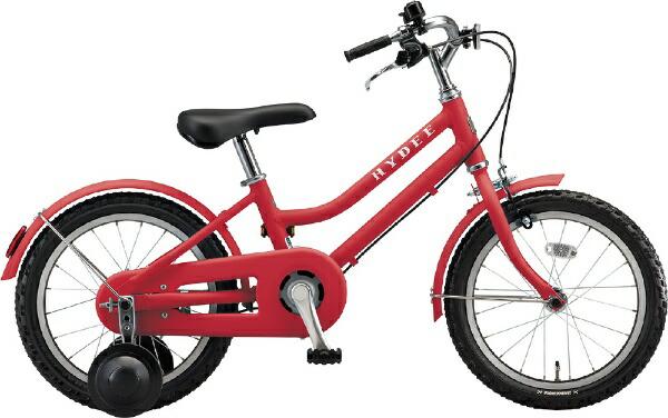 ブリヂストンBRIDGESTONE16型子供用自転車ハイディキッズ(T.Yアクティブレッド/シングルシフト)HYK16【組立商品につき返品不可】【代金引換配送不可】