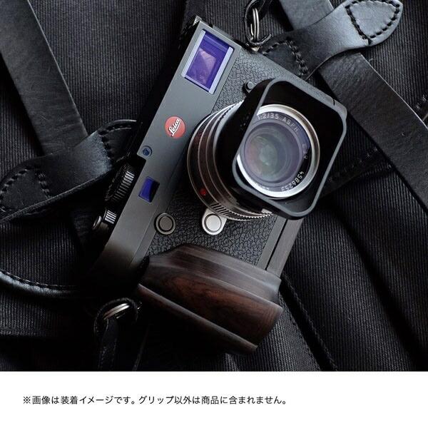 SHOTENショウテンSHOTENカメラウッドグリップM10-GP(LEICAM10シリーズ用(黒檀))M10-GP