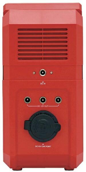 富士倉富士倉パワーポータブルバッテリーBA-450