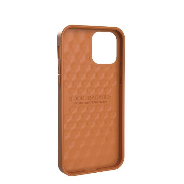 UAGURBANARMORGEARiPhone12/12Pro(6.1)UAGOUTBACKエコケースオレンジUAG-RIPH20MO-ORオレンジ